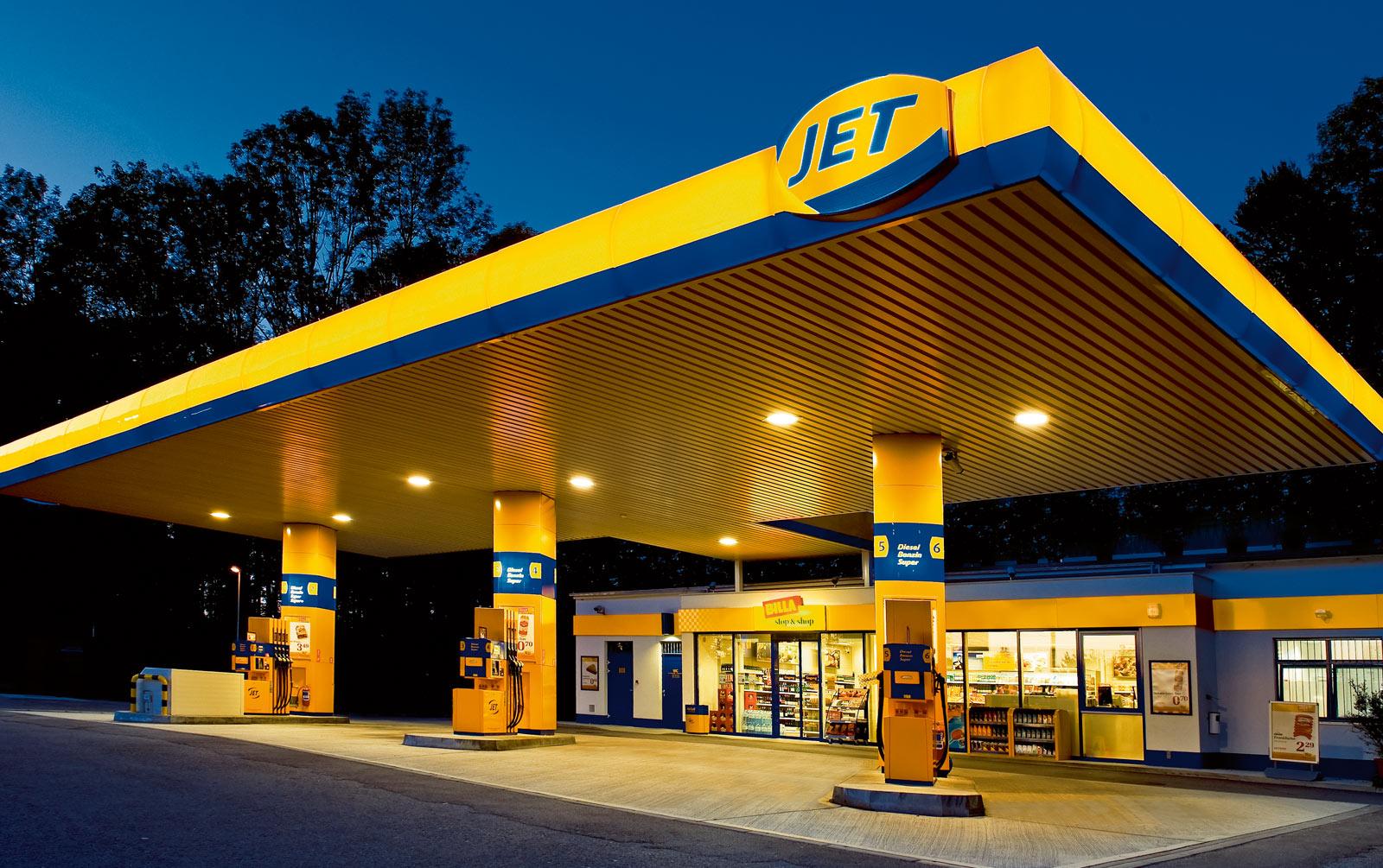 Jet Tankstelle Riedlingen